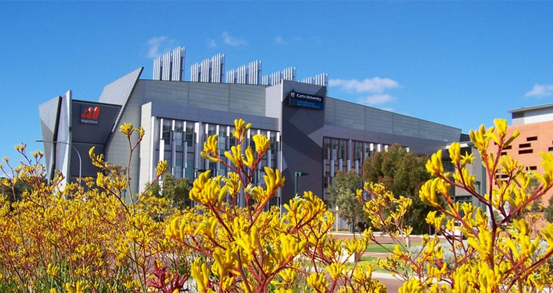 The Resources and Chemistry Precinct on the Curtin Bentley Campus.