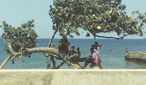 Students experience real international relations in Timor-Leste