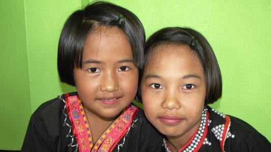 Tribal friendships extend beyond borders