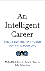 Cover of An Intelligent Career
