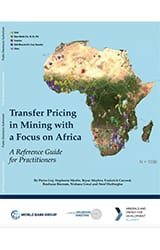 Transfer Pricing in Mining book cover