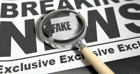 Fake news: how do we deal with it?