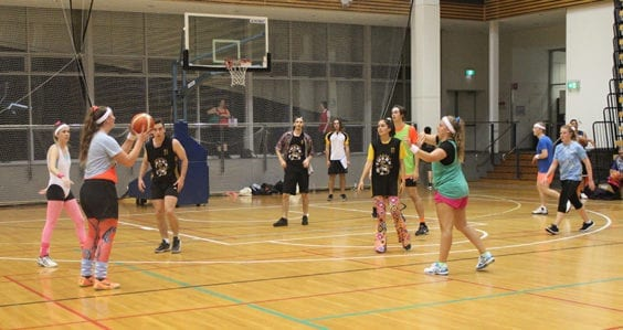 Semester One Social Sport registrations are NOW OPEN!