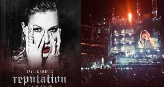 Exclusive Curtin student discount on tickets to Taylor Swift at Optus Stadium