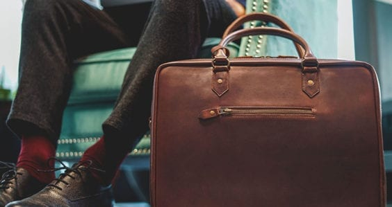 Young alumni stories: It's not just a bag, it's a Buckle & Seam
