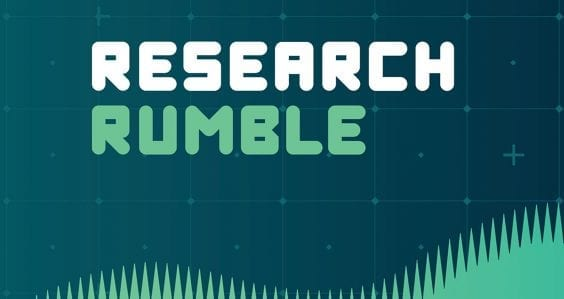 Research Rumble 2020