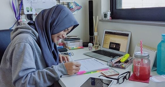 Five questions with pharmacy student Nadhia Adhamiah Mohd