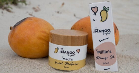 'Wasteful to tasteful': undesirable mangoes become sought-after skincare products